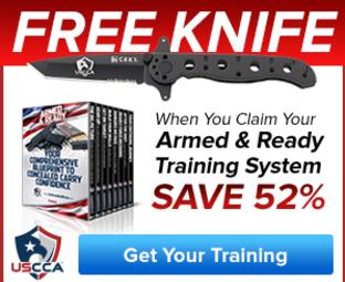 USCCA FREE KNIFE