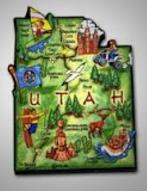 UTAH STATE ICON